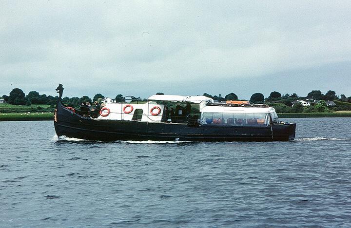 Viking Ship circa 1998