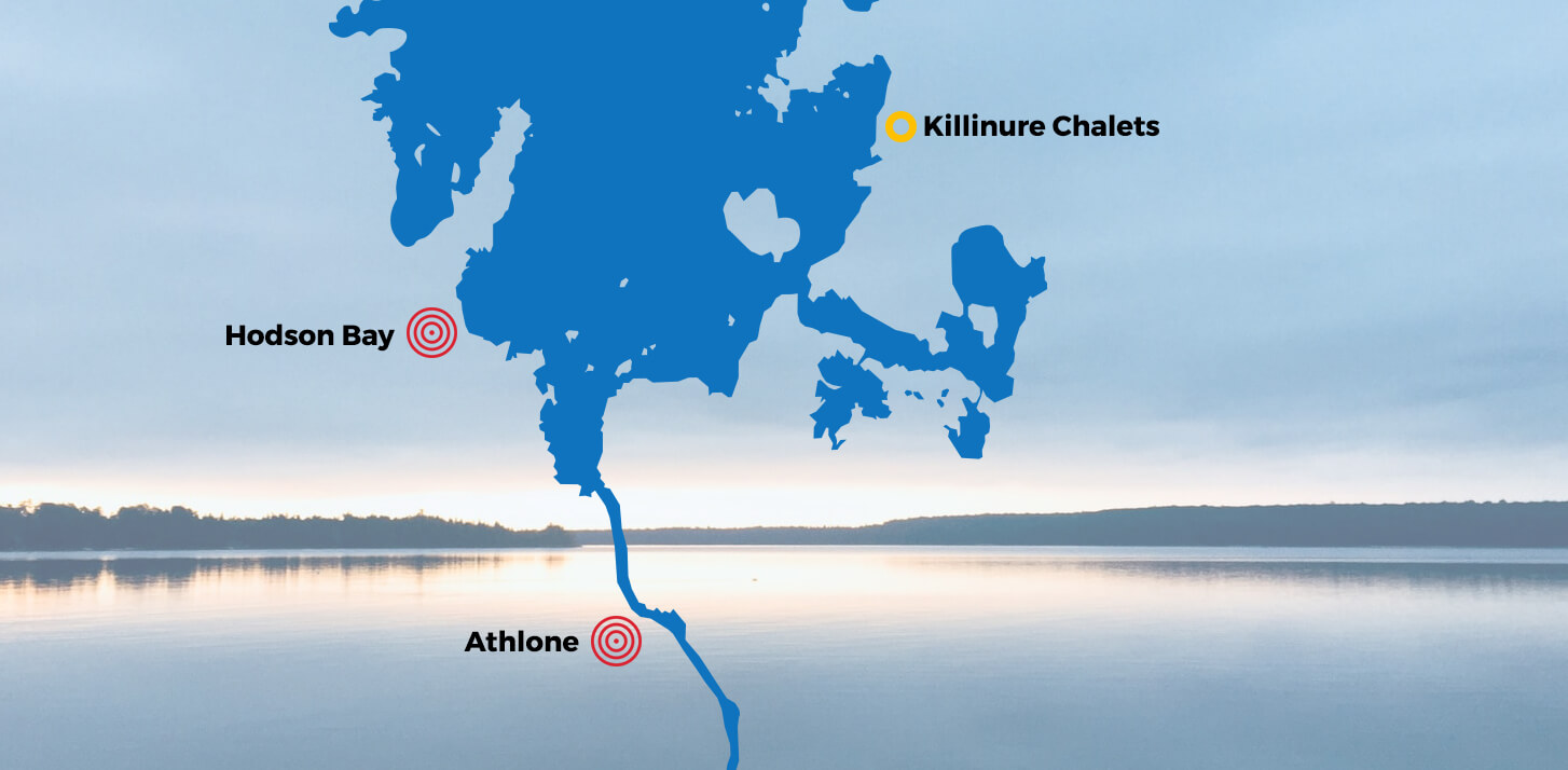 Killinure Chalets
